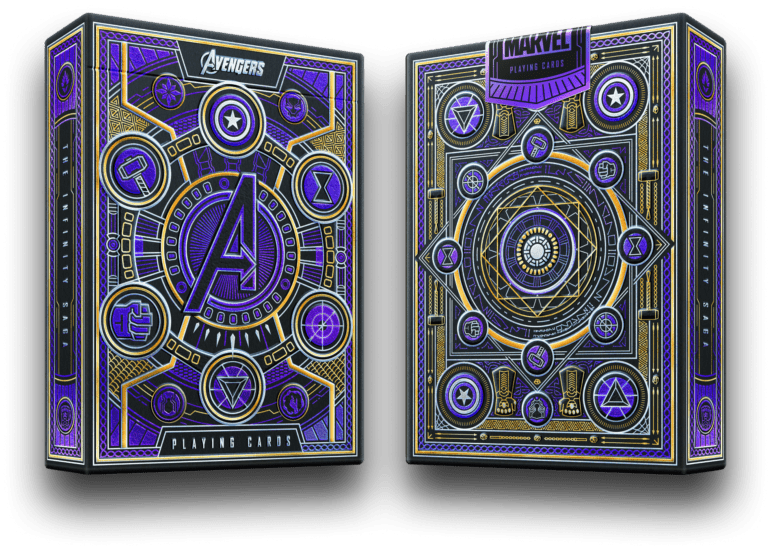 Theory 11's Marvel Playing Cards Are Great