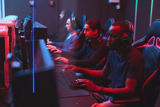 online gaming companies