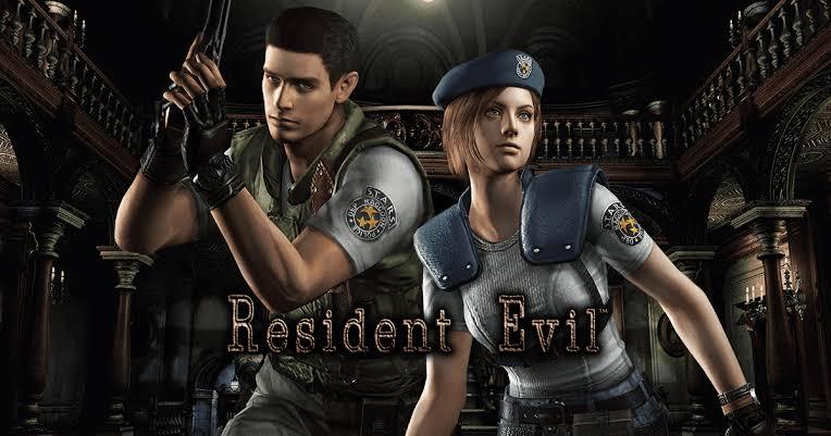 resident evil best game