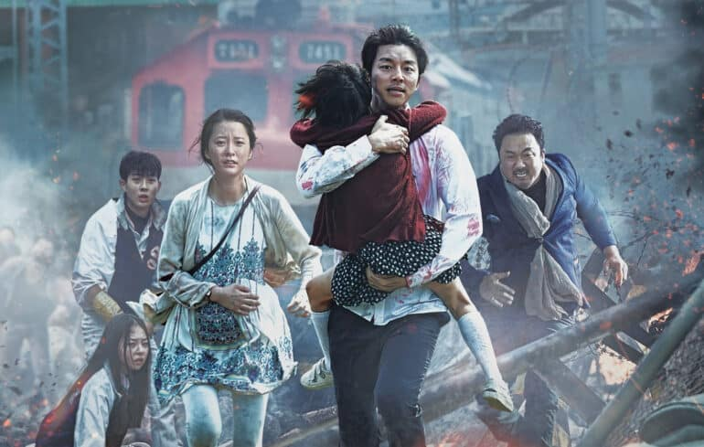 train to busan best zombie movies of all time