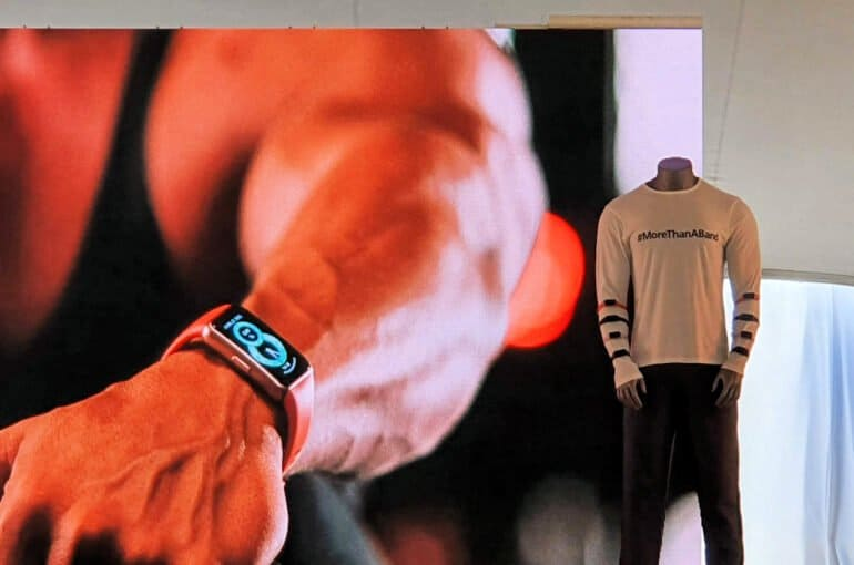 Huawei Band 6 Launches in South Africa - #MoreThanABand