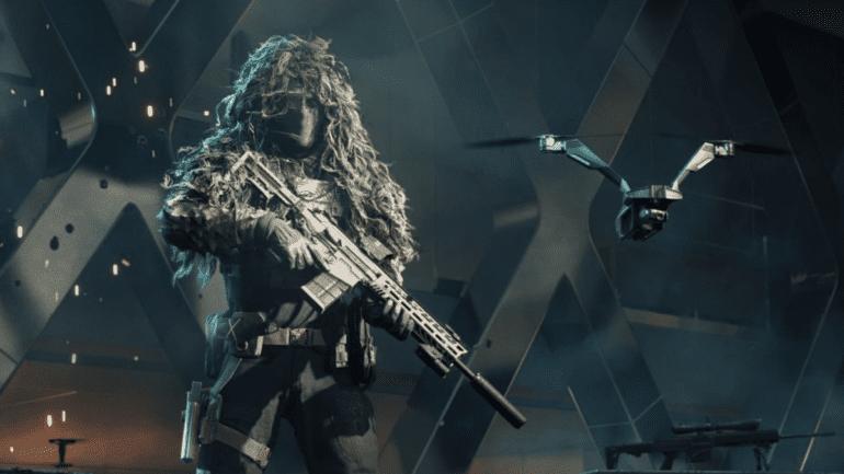 Battlefield 2042 Release Date Trailer