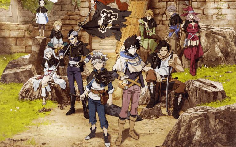 Black Clover season 5 Anime