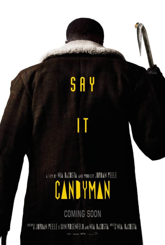 Candyman Horror Freddy Kreuger