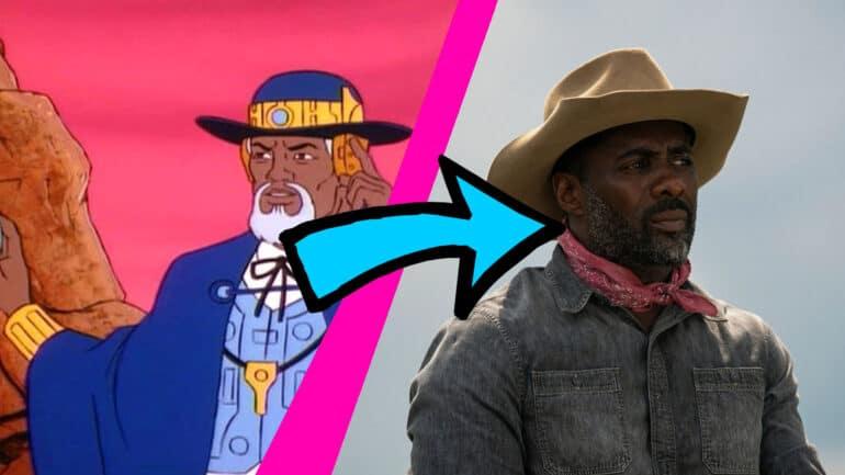 Live-Action BraveStarr Doc Clayton – Idris Elba