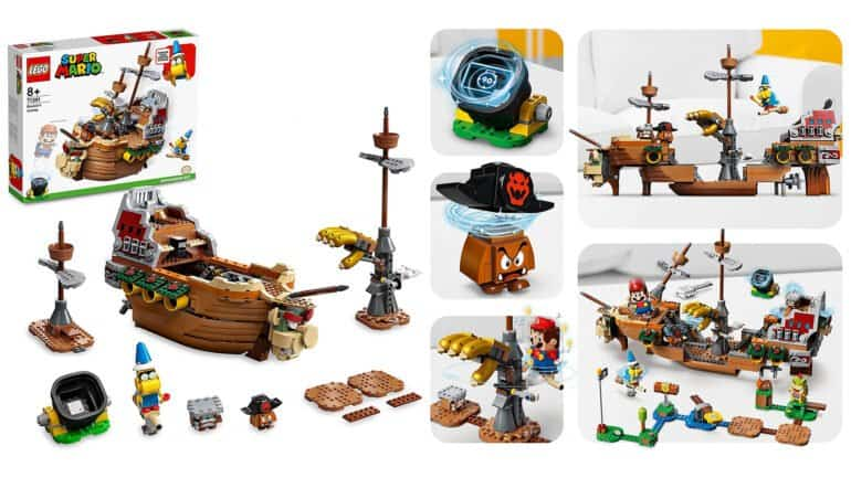 Watch: LEGO Super Mario - We Review the Adventures with Luigi Starter Course