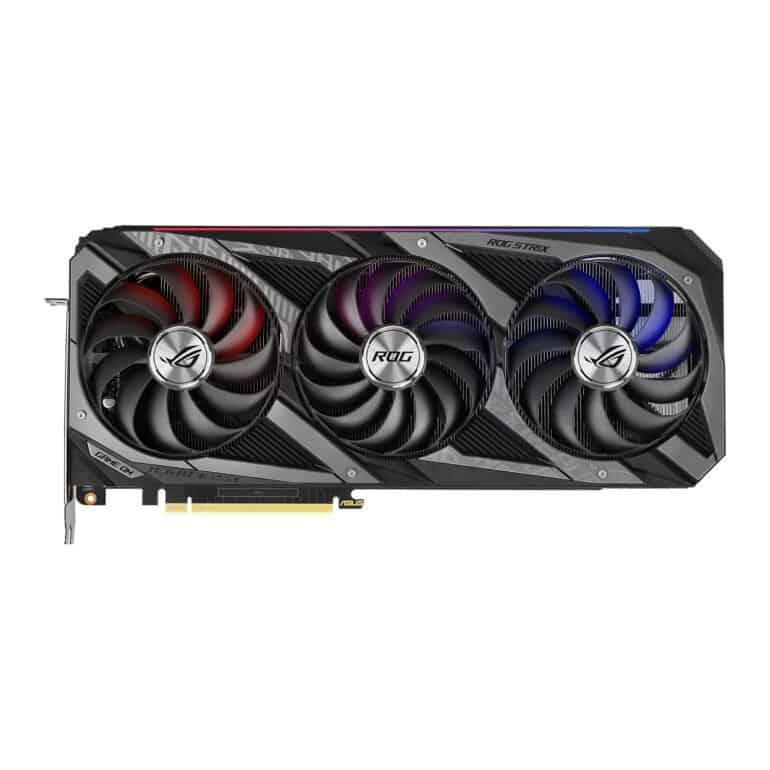 GPU - ASUS ROG Strix GeForce RTX 3070