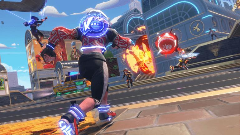 Knockout City Multiplayer Mayhem