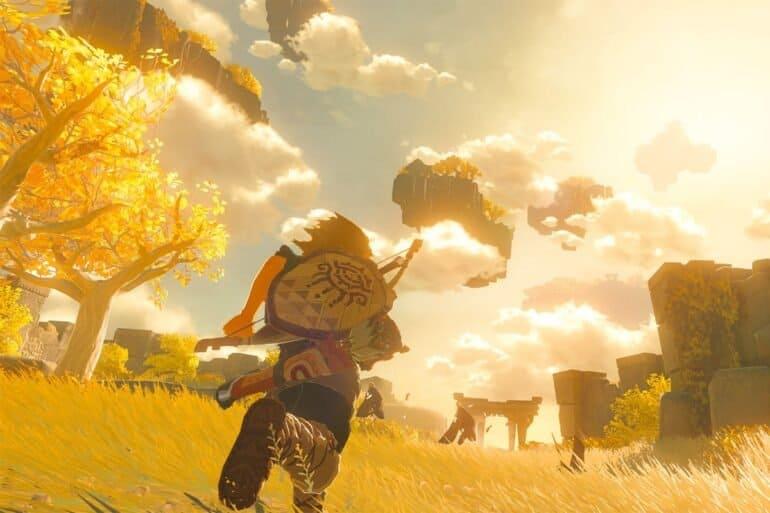 Legend Of Zelda: Breath Of The Wild 2 Gets A New Trailer