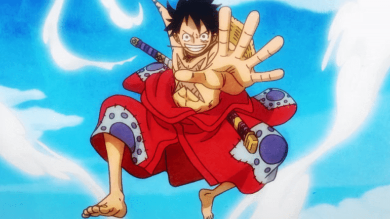 Monkey D. Luffy – One Piece Most Popular Anime Characters