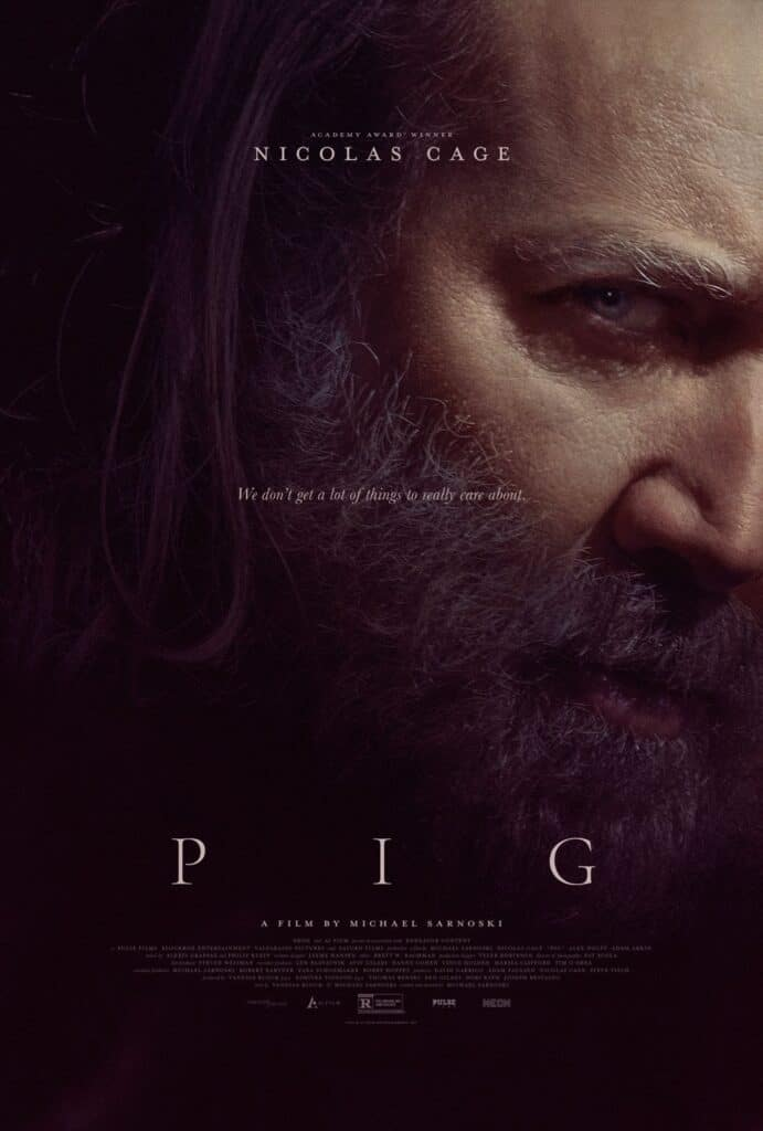 Nicolas Cage Pig