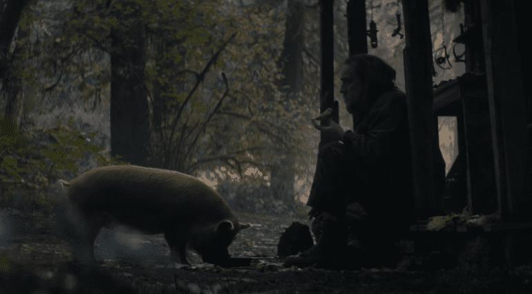 Nicolas Cage Pig Trailer