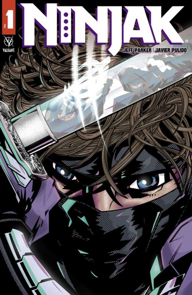 Ninjak Valiant's Batman with the Power of Reinvention