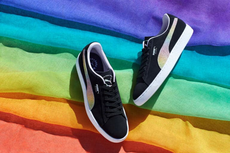 PUMA and Cara Delevingne Introduce Forever Free Pride Collection