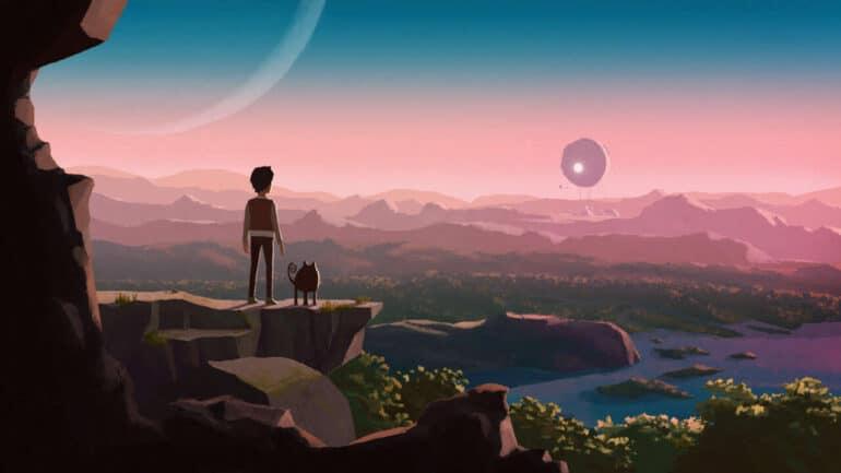 Planet of Lana Game Trailer