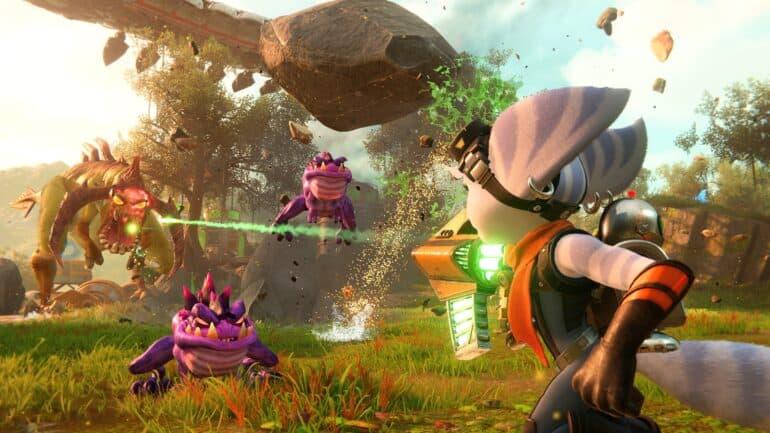 Ratchet & Clank Rift Apart PlayStation 5