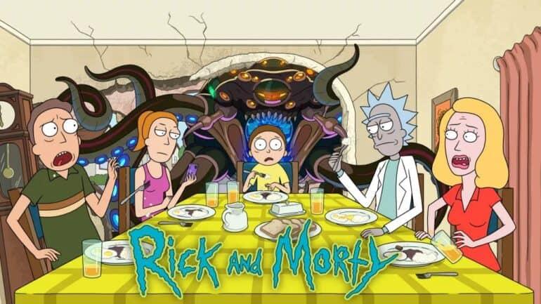 Rick and Morty Season 5 Episode 1