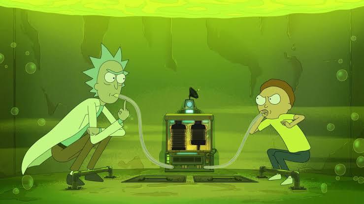 Vat of acid Best Rick & Morty Episode