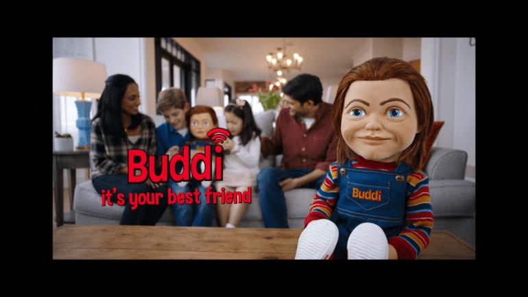 Child's Play 2019 Chucky Buddi