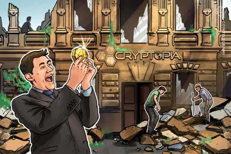 Cryptopia - Bitcoin, Blockchains and the Future of the Internet