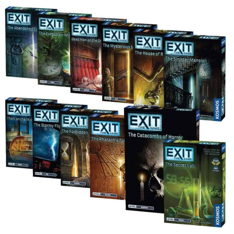 Exit The Game Series Review