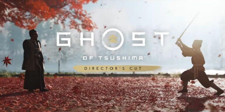 Ghost of Tsushima Director's Cut Game