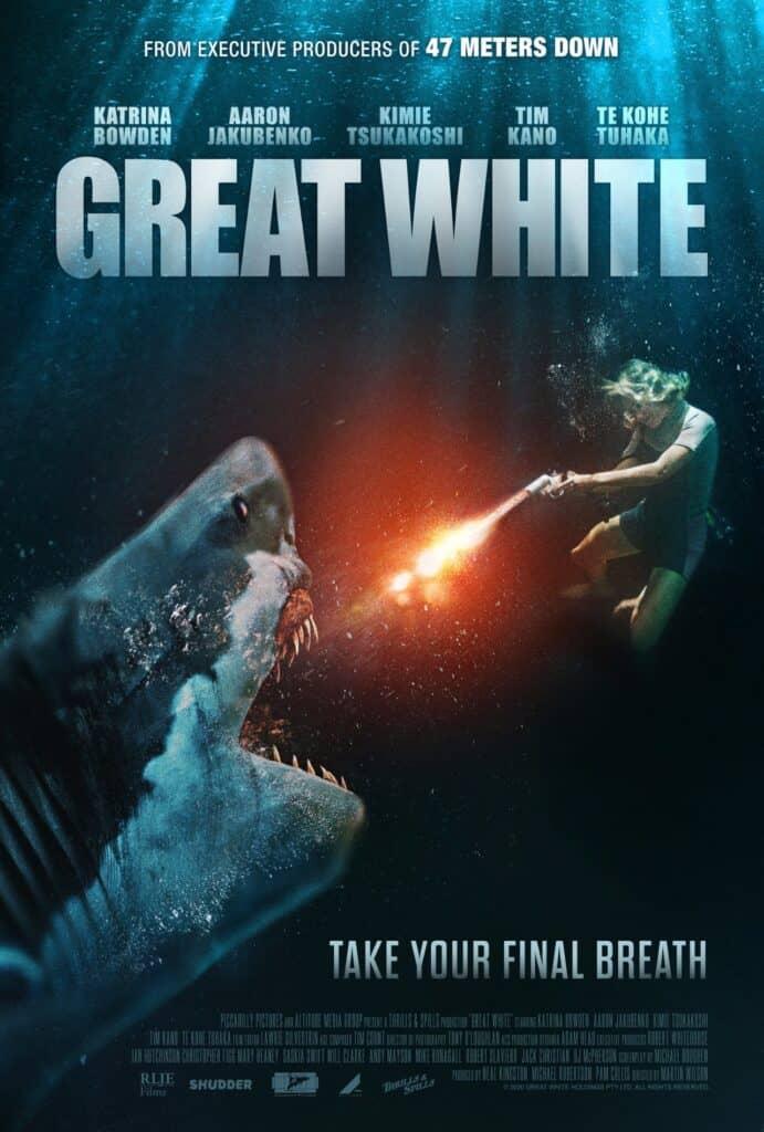Great White Movie Shark 2021 Film