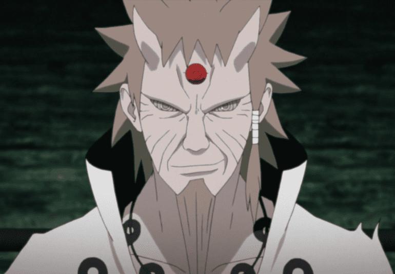 Hagoromo Otsutsuki Naruto