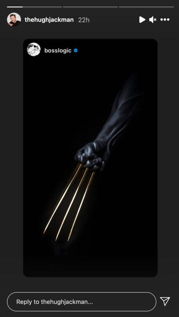 Hugh Jackman Wolverine Return