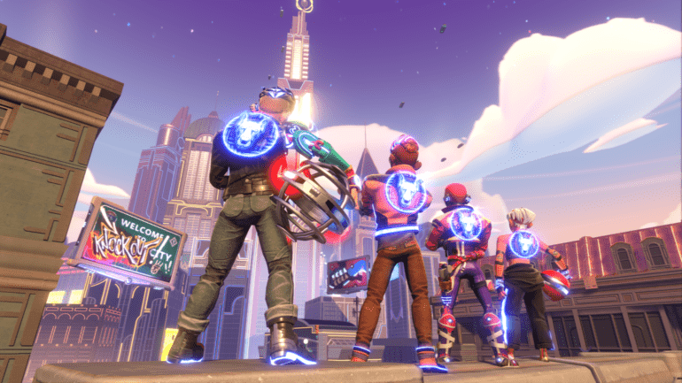 Knockout City Could Be the New Rocket League