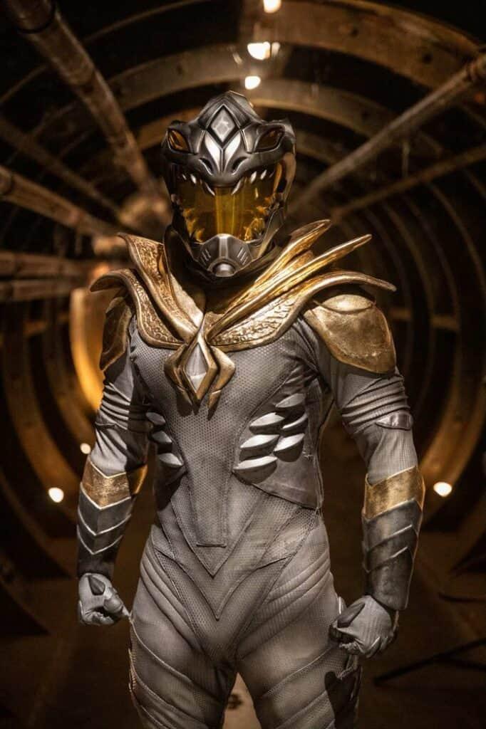 Legend Of The White Dragon's Jason David Frank Power Rangers Costume