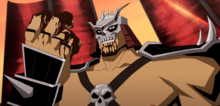 Mortal Kombat Legends - Battle of the Realms Animated Movie Trailer