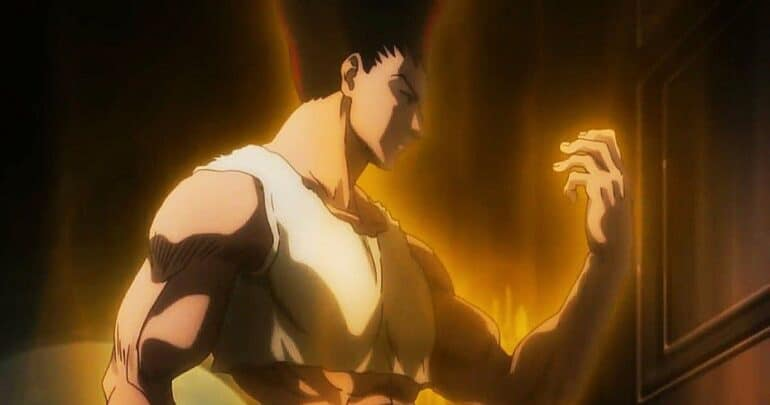 Most Powerful Characters in Hunter x Hunter Adult Gon