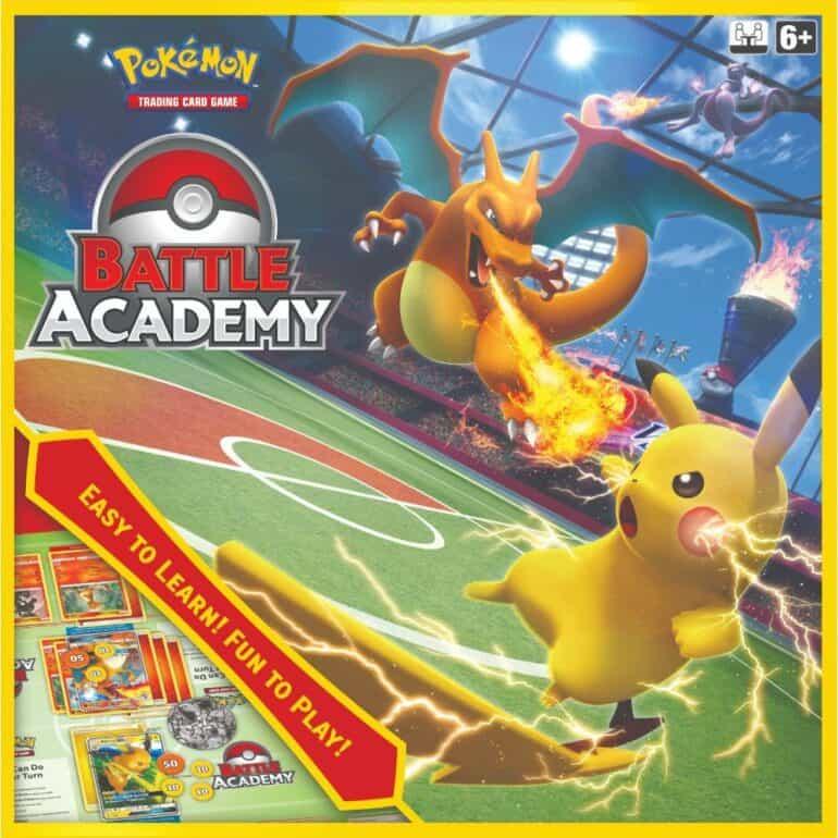 Pokémon Battle Academy