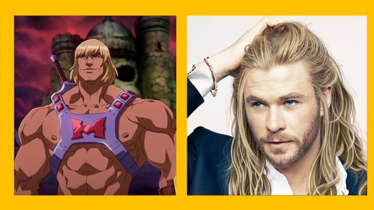 Prince Adam (He-Man) – Chris Hemsworth Casting a Live-Action He-Man Movie