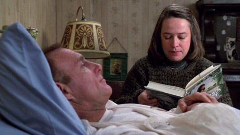 The 5 Best (And 5 Worst) Stephen King Movies Misery (1990)