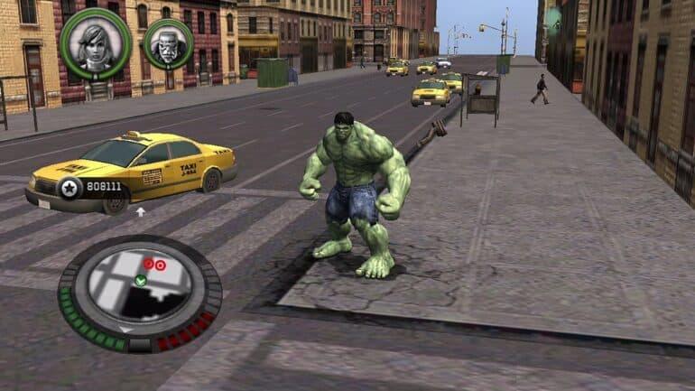 superhero games The-Incredible-Hulk-Ultimate-Destruction
