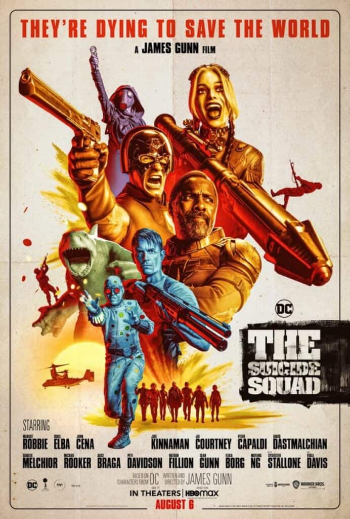 The Suicide Squad - Competition Movie Hamper
