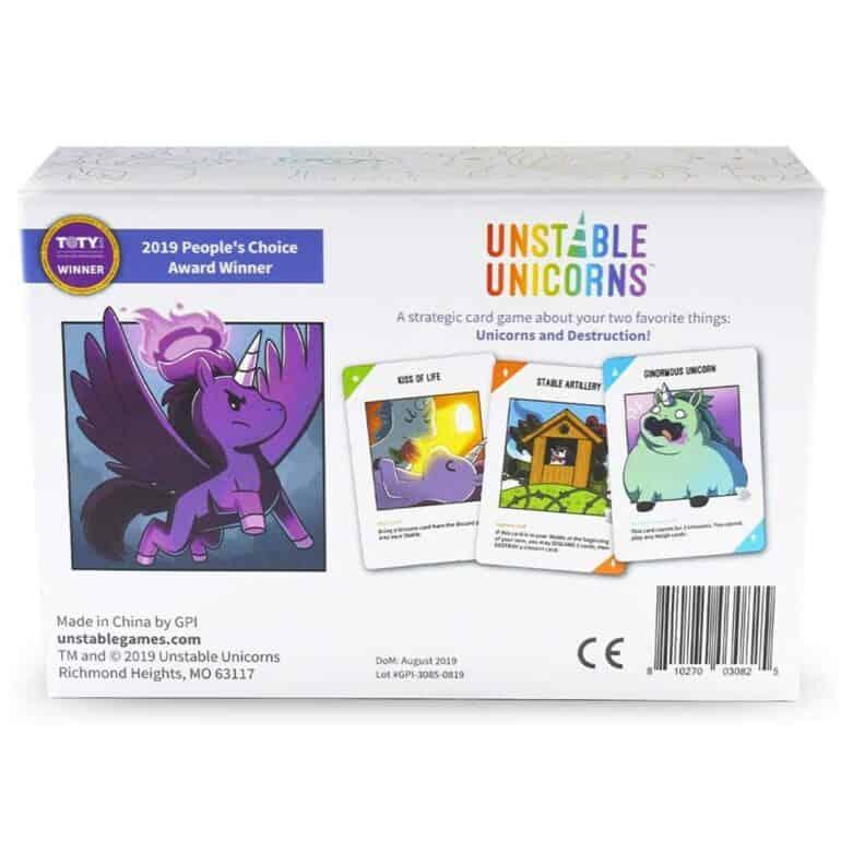 Unstable Unicorns (2nd Edition)