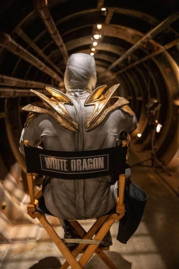 legend of the white dragon power rangers