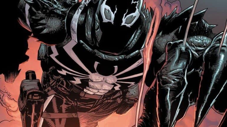 Agent Venom Marvel Comics