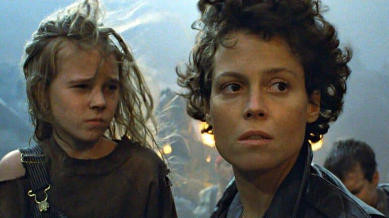 Aliens (1986) Movie
