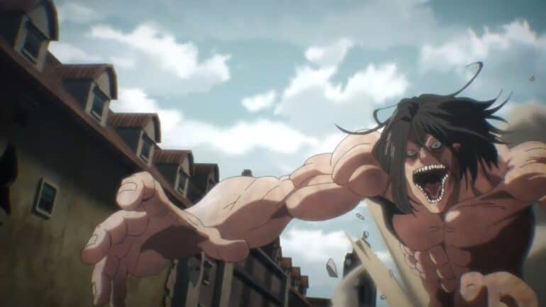 Attack on Titan Best anime of all time