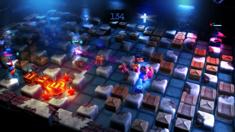 Basement Crawl Worst PlayStation 4 PS4 Game