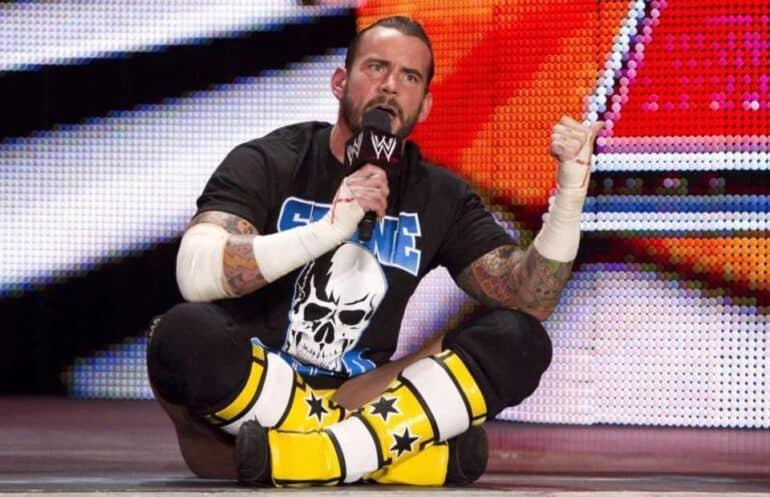 CM Punk's Infamous Pipe Bomb Promo on WWE Raw in 2011