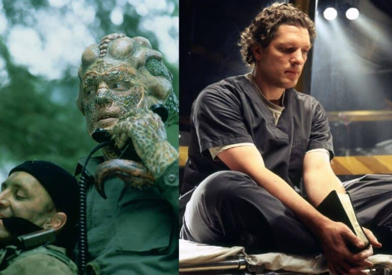 Clancy Brown in The Outer Limits