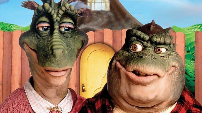 Dinosaurs TV Series