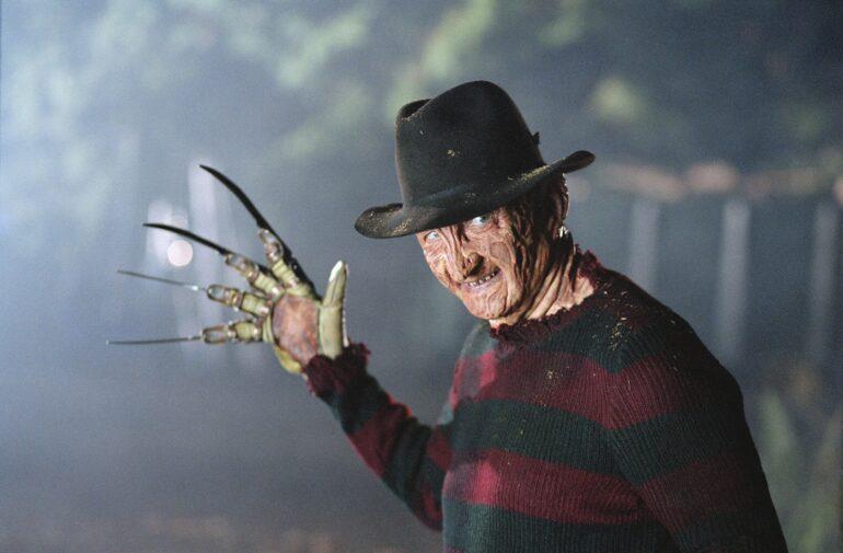 Freddy Krueger Movie Characters