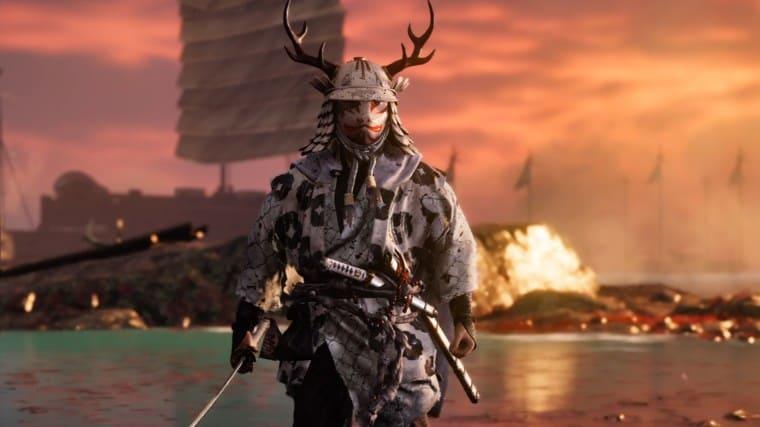 Ghost of Tsushima Iki Island DLC Review