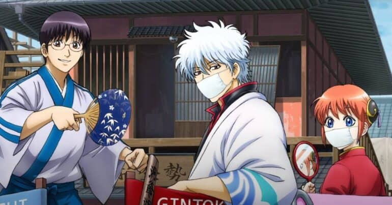 Gintama Best Anime Of All Time